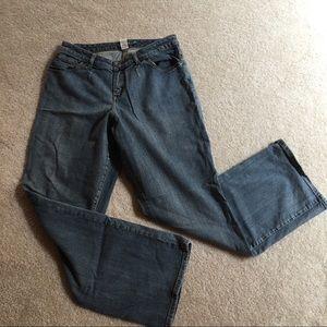 Venezia Stretch Bootcut Jeans Sz 1